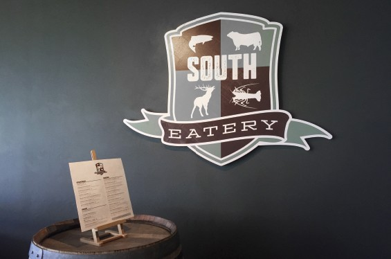 Mercure South Eatery Identity Logo Design Thumb