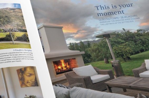 New Zealand Sotheby's international Realty Moments Campaign Thumb