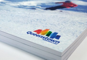 Annual Reports Digitally Printed and Perfect Bound