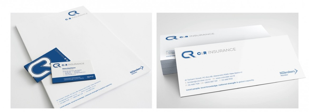 Stationary Letterheads Business Cards Compliment Slips